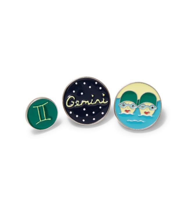 Loft Gemini Pin Set