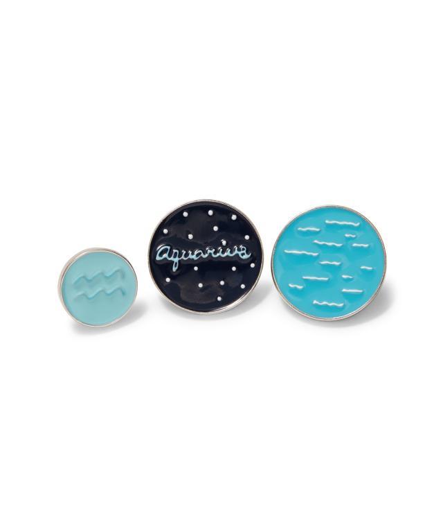 Loft Aquarius Pin Set