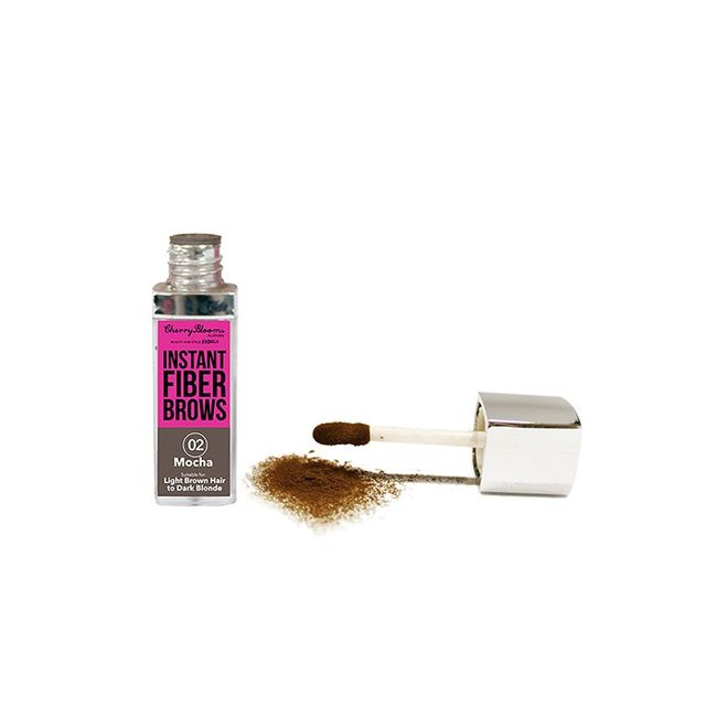 Cherry Blooms Instant Fiber Brow Kit With Stencil