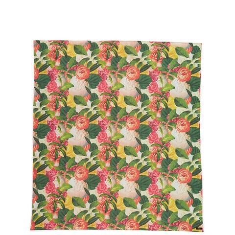 Floral Picnic Blanket