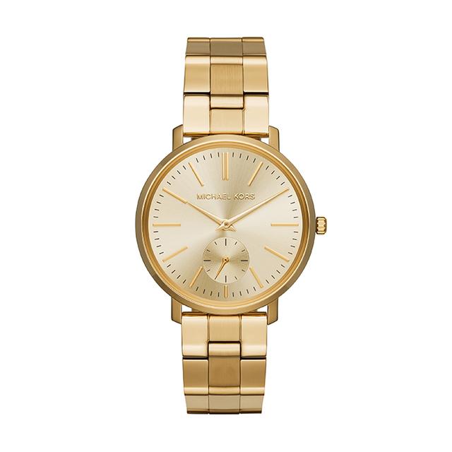MICHAEL Michael Kors Jaryn Gold-Tone Watch ( $250 )