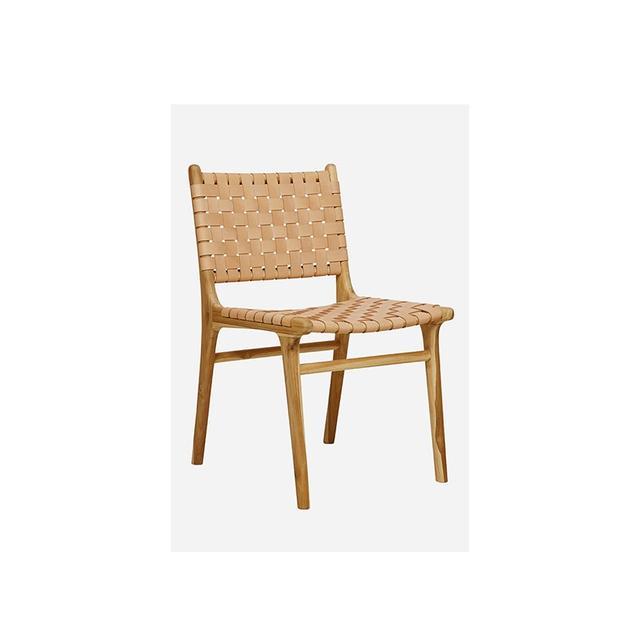 Fenton & Fenton Leather Dining Chair