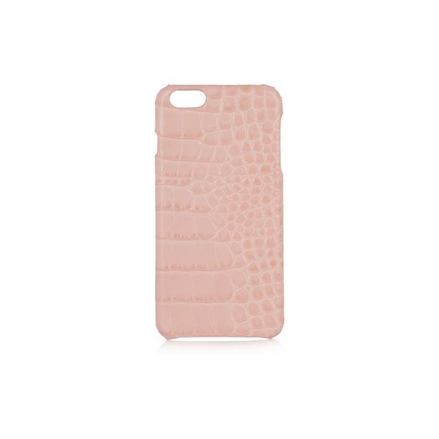 The Case Factory Croc-effect leather iPhone 6 Plus case