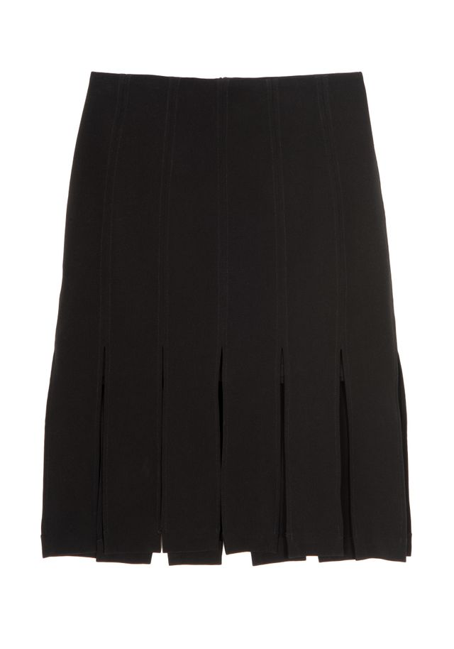 Kendall + Kylie Mid-Rise Carwash Skirt