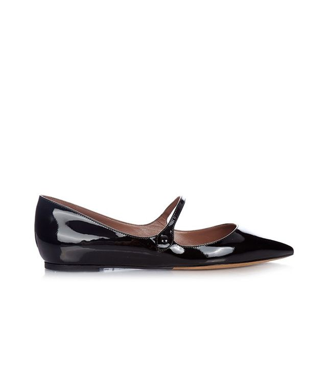 Tabitha Simmons Hermione Patent Leather Pumps