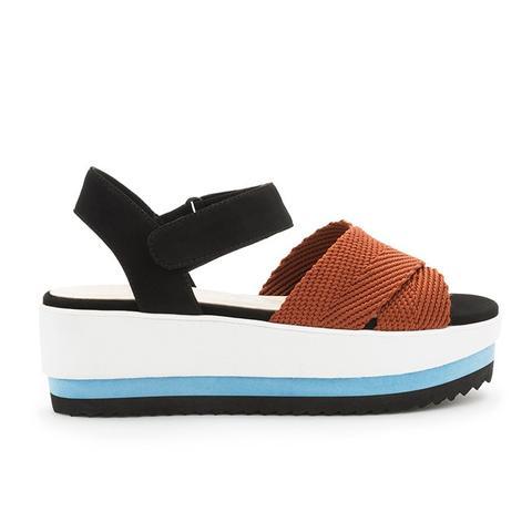Eva Platform Sandal