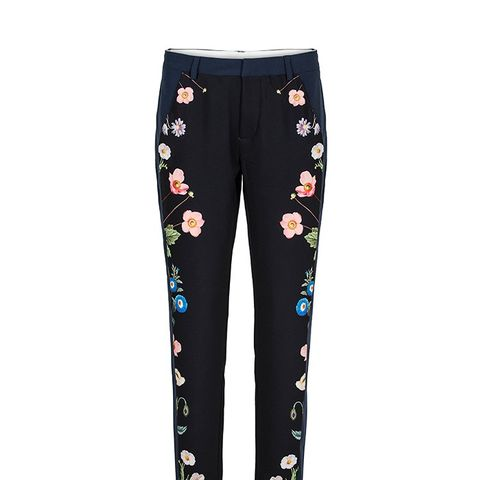 Luno Flower Trousers