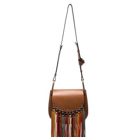 Small Hudson Fringe Bag
