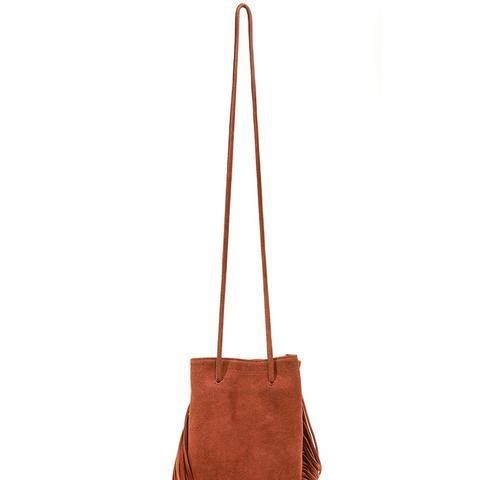 Noe Petite Fringe Cross Body Bag