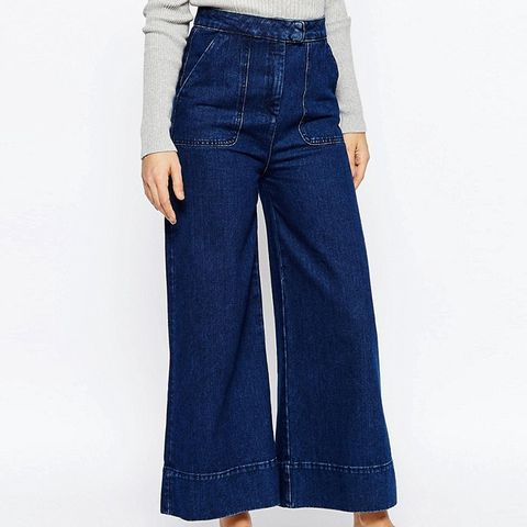 Denim Super Wide Slouch Sally Jeans