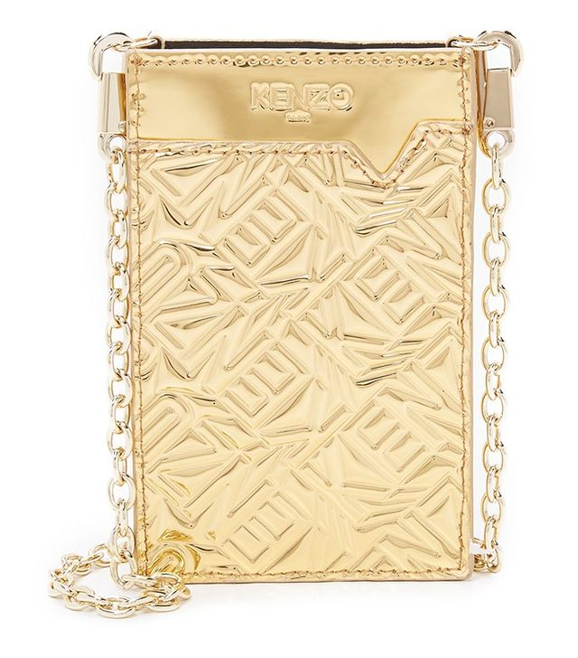 Kenzo Embossed Phone Bag