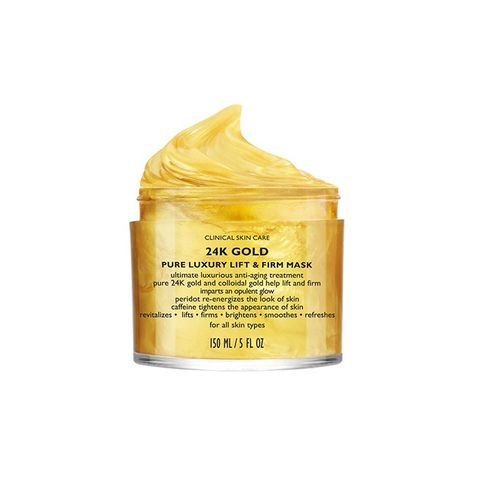 24K Gold Mask Pure Luxury Lift & Firm Mask