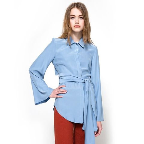 Fiction Silk Shirt