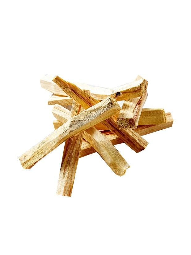 Morphologically Grounding Palo Santo