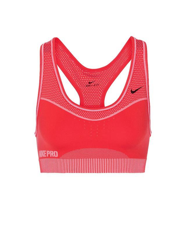 Nike Pro Classic Hypercool Limitless Stretch-Jersey Sports Bra