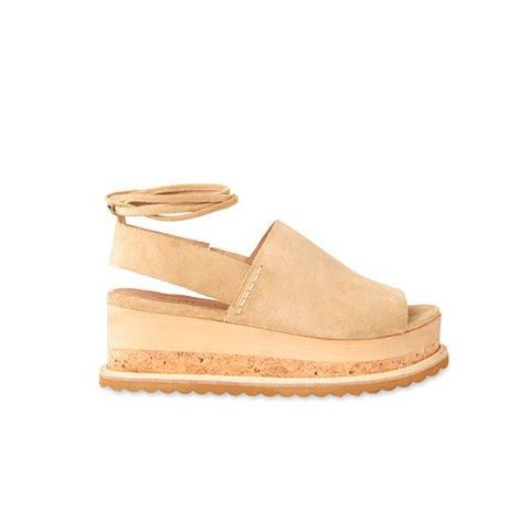 Rada Suede Wedges