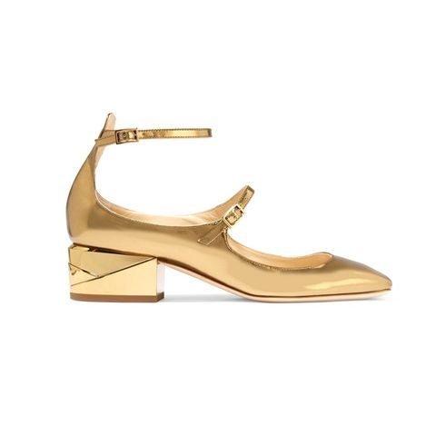 Wilbur Glossed-Leather Shoes