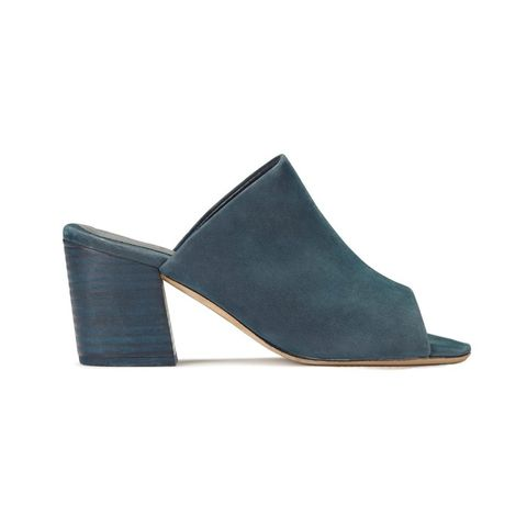 Bea Open-Toe Mules