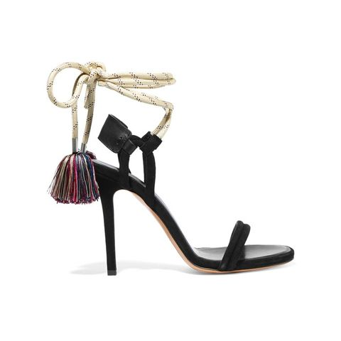 Alois Leather Sandals