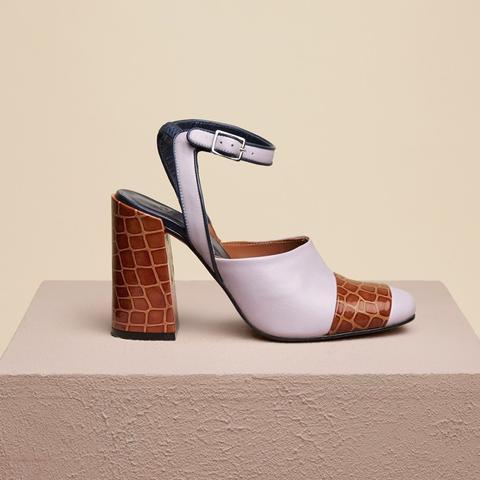 Chryssel Close Toe Ankle Strap Sandal