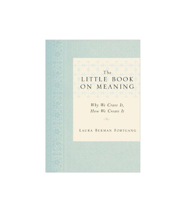 The Little Book on Meaning by Laura Berman Fortgang