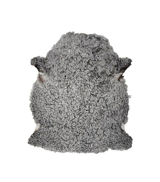 The Organic Sheep Sheepskin Throw