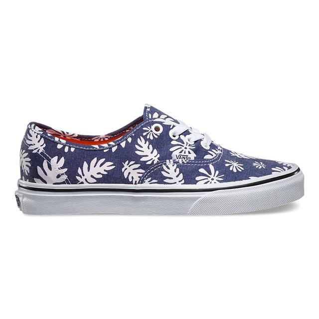 Vans Washed Kelp Authentic Sneakers