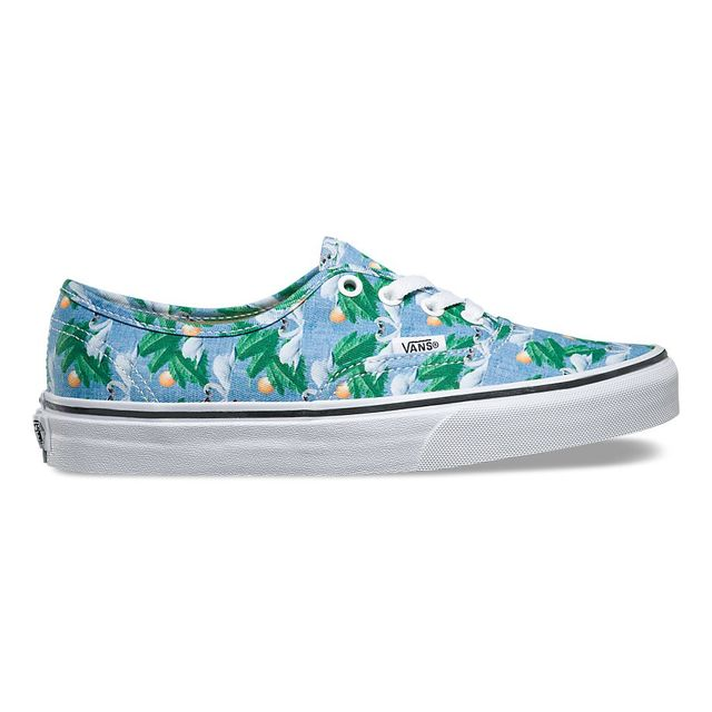 Vans Chambray Authentic Sneakers