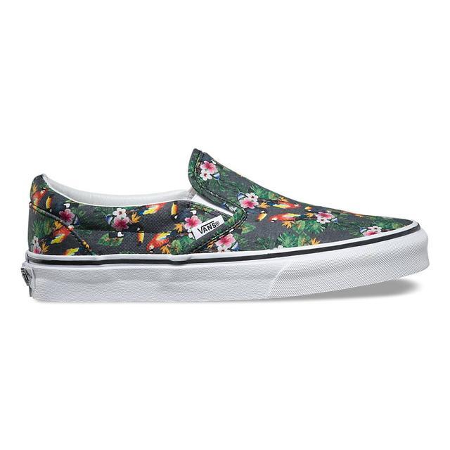 Vans Chambray Slip-On Sneakers