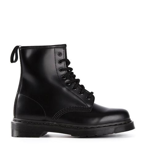 1460 Mono Lace-Up Boots