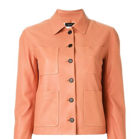 Classic Buttoned Jacket