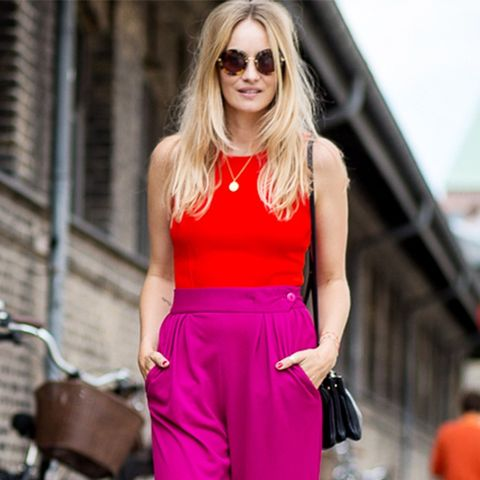 Get Colour-Clash Confidence With These 7 Specific Combinations