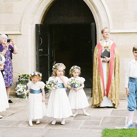 6 Things Every Vogue Wedding Has in Common