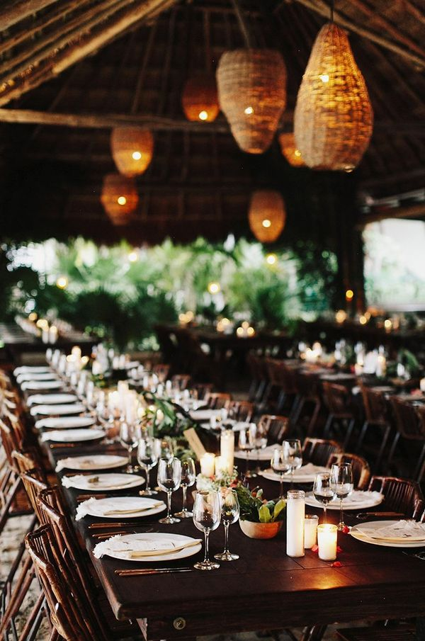 The wedding:Kate Brien and David Kitz in Tulum