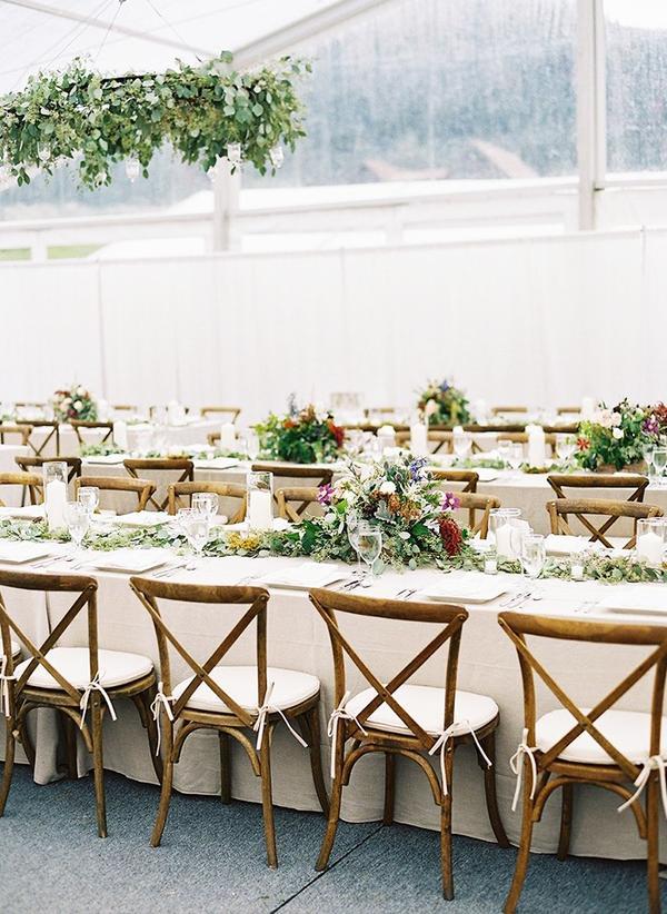 The wedding:Samantha and Matthew Orley in Aspen