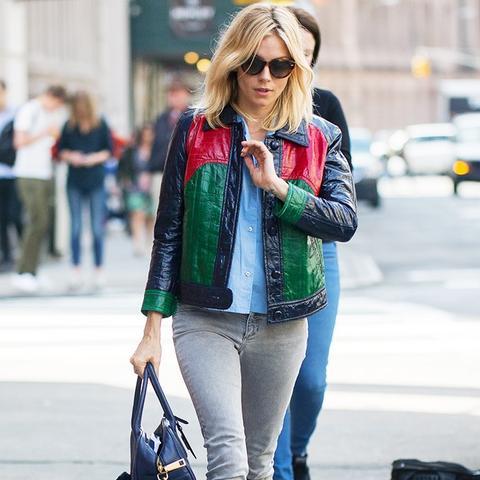 Sienna Miller Is Our New Off-Duty Style Guru