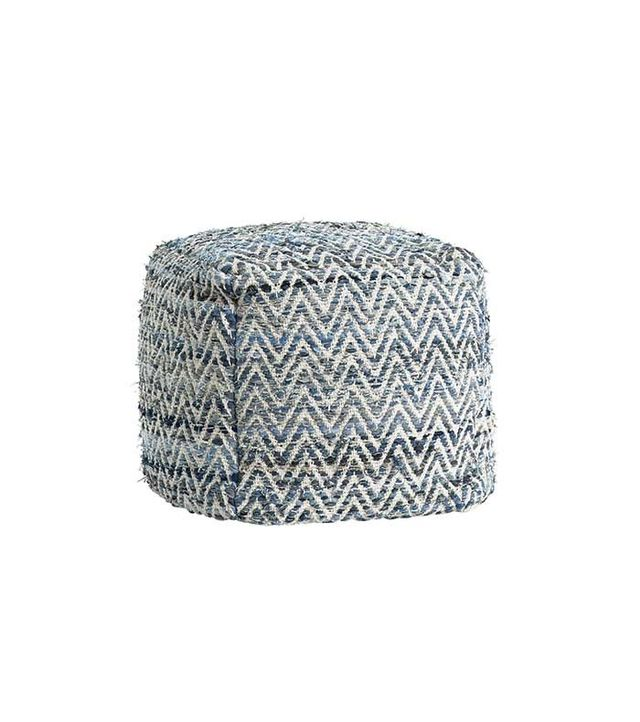 Kelly Slater for PBteen Recycled Denim Pouf