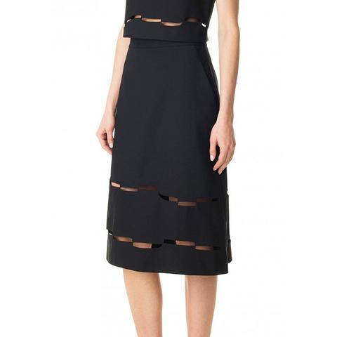 Vinales Cut Out A-Line Skirt