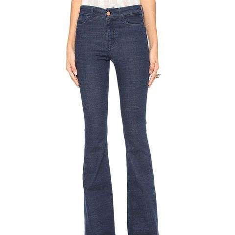 The Marrakesh Micro Flare Jeans