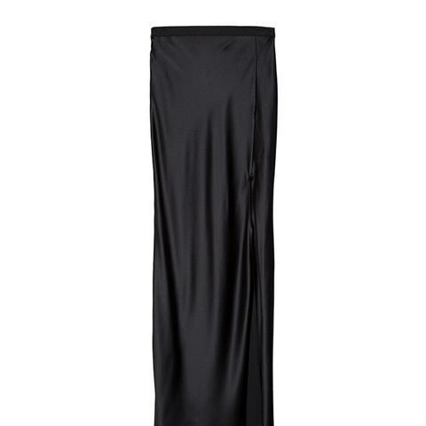 Evening Skirt with Slit