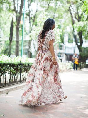 What a Major Fashion Insider Wears in Mexico City