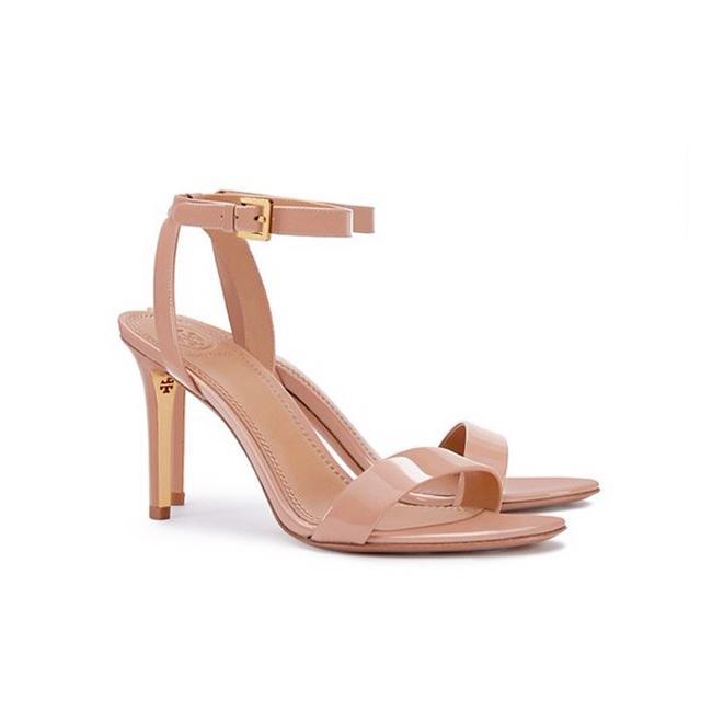 Tory Burch Elana Patent Sandal