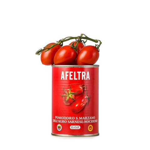 Peeled San Marzano Tomatoes