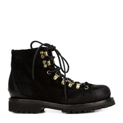 Canalone Lace-Up Boots