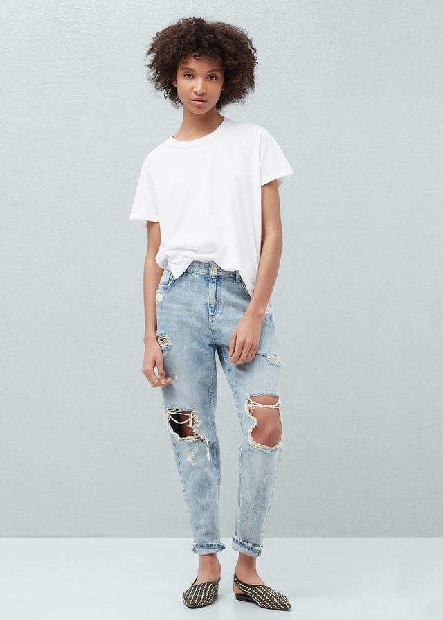 Mango Relaxed Tina Jeans