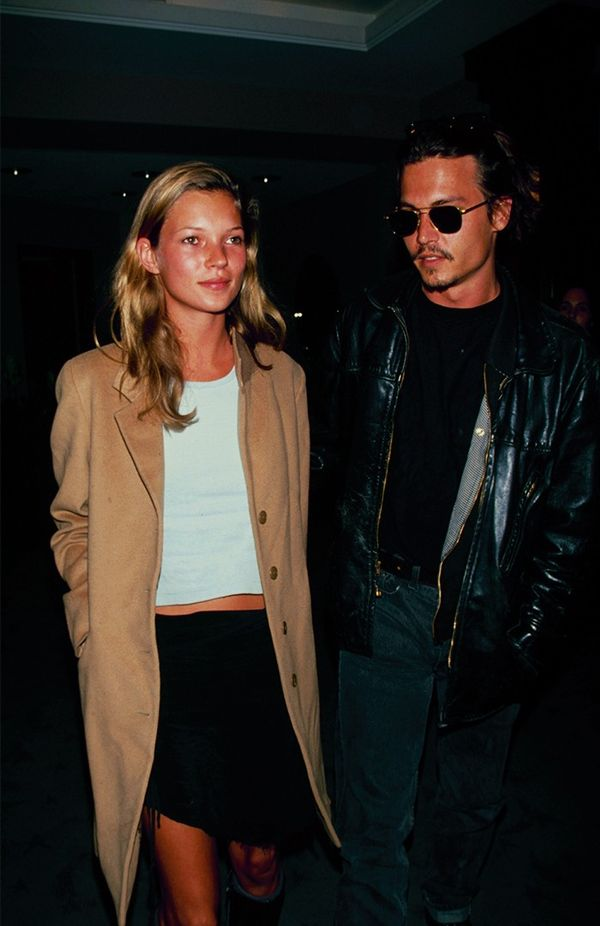 Kate Moss '90s style