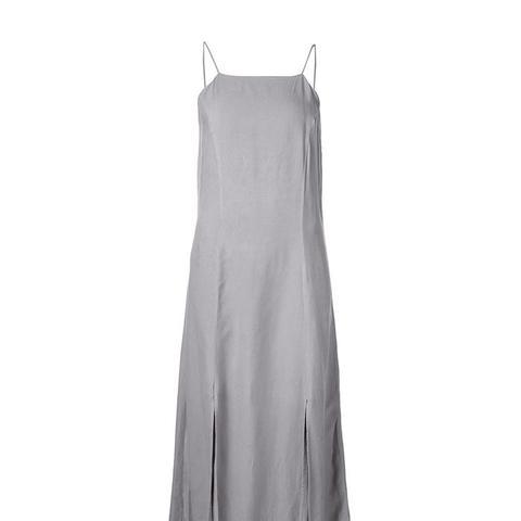 Waxy Slip Dress