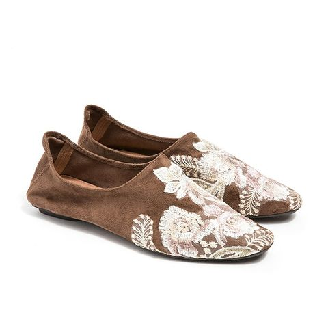 Sansa Pointy Toe Flat