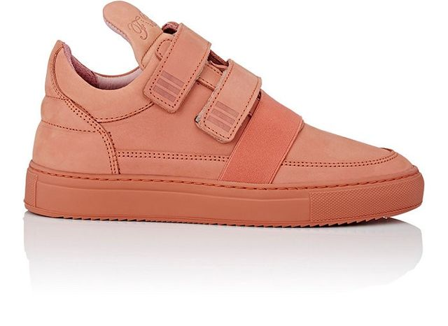 Filling Pieces Double-Strap Low Top