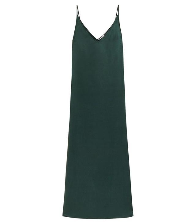 Equipment Rracquel Silk-Charmeuse Maxi Dress